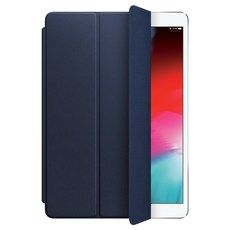 Apple 정품 iPad Leather Smart Cover, Midnight Blue