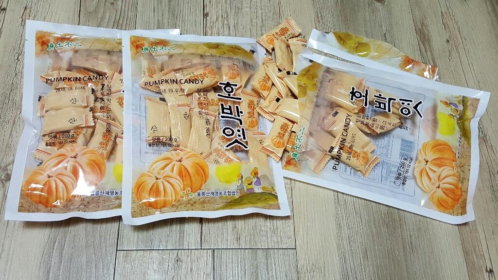 울릉산채영농조합법인 울릉도 박엿  리뷰 후기
