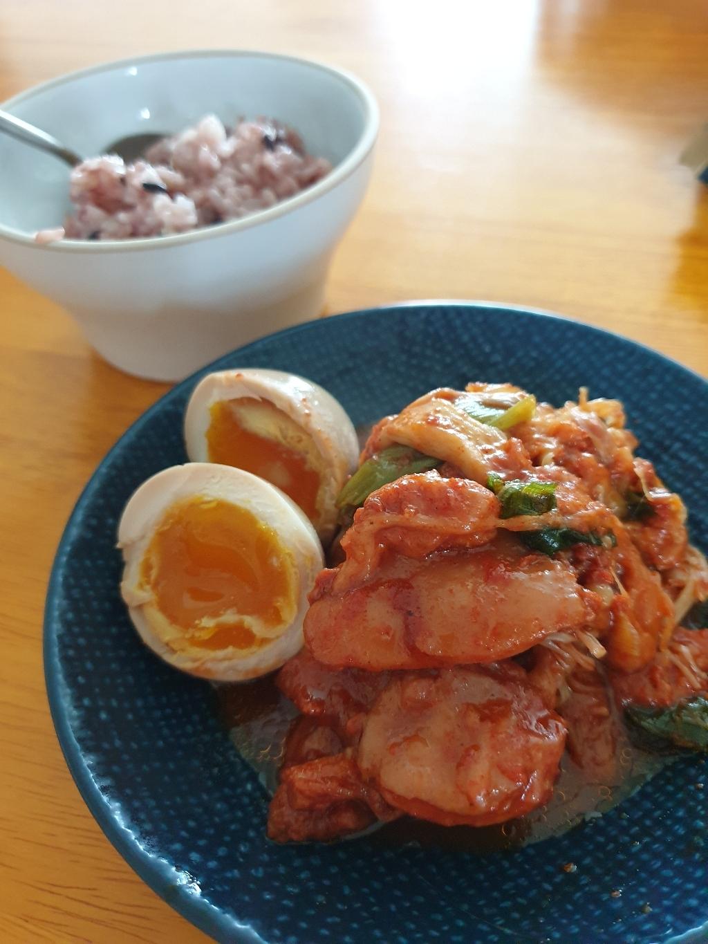 푸드밀리 순한 춘천닭갈비 (냉동)  리뷰 후기