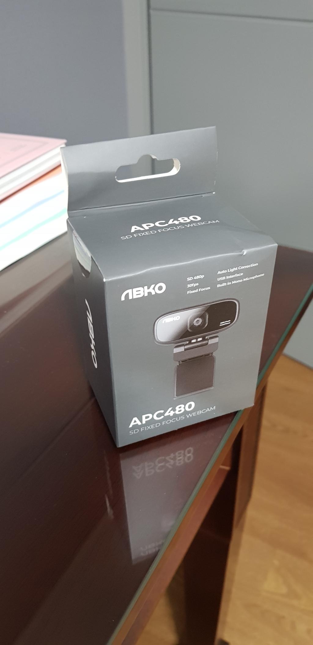 앱코 SD Fixed Focus 웹캠 APC480  리뷰 후기