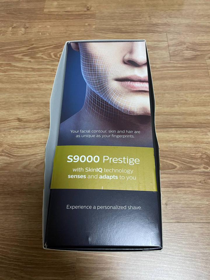 필립스 S9000 프레스티지 무선충전 전기면도기  리뷰 후기