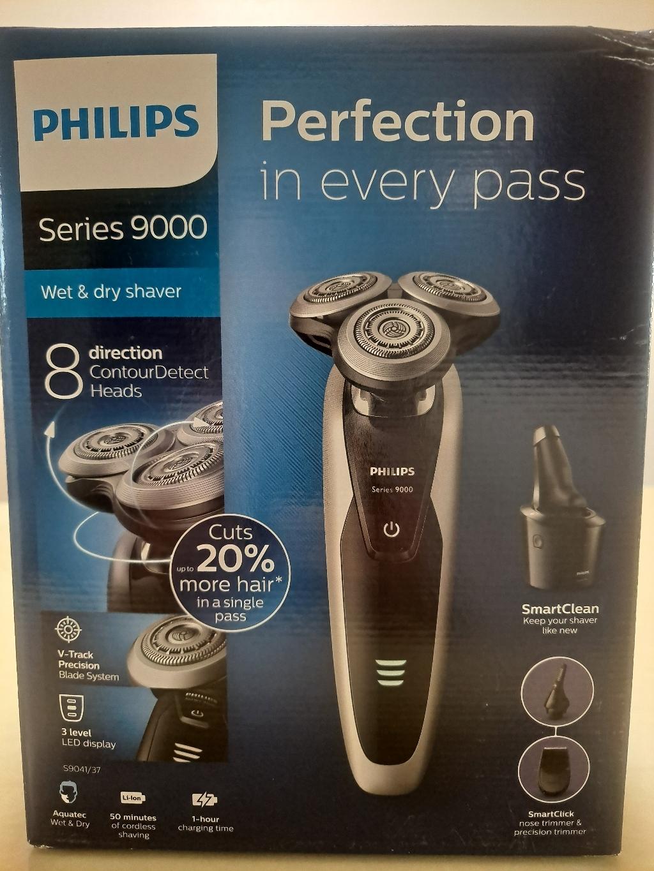 필립스 9000 시리즈 전기면도기  리뷰 후기