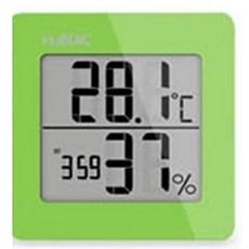 휴비딕 디지털 시계 앤 온습도계 HT-1, 랜덤 발송