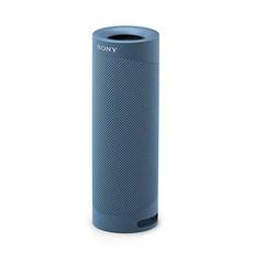 소니 고음질 휴대용 블루투스 스피커 SRS-XB23, 라이트블루