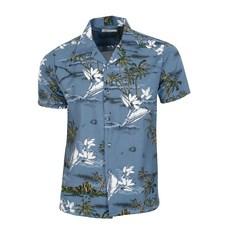 크리스티앙 남성용 하와이안 반팔 셔츠 MCTCT5056