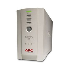 APC Back-UPS 무정전 전원장치 500VA 300W BK500EI, 1개