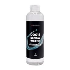 정글몬스터 독 덴탈워터 마시는 구강 청결제, 250ml, 1개