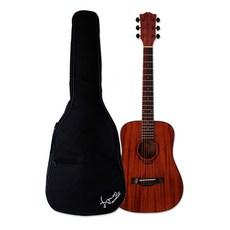 엔야 아마리 입문용 어쿠스틱 기타, AM-BABY, 혼합색상