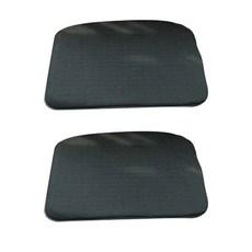 네임드컴퍼니 Origin 스마트 쿨링 차량용 방석, 혼합색상, 2개