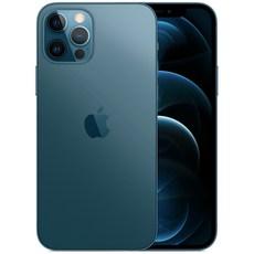 Apple 아이폰 12 Pro, Pacific Blue, 256GB