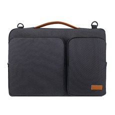 뉴엔 맥북 노트북 가방 CP55, 다크그레이