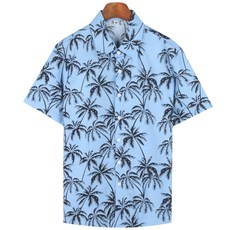 후리스타일 남성용 하와이안셔츠 95~130size 빅사이즈
