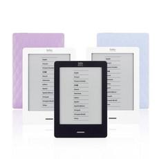 이북 리더기 ebook 전자책 뷰어 태블릿 pc 전자책 리더 Kobo Touch 6인치, 협동사, 전자책 리더기, 검은 색
