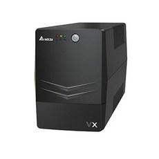 UPS [무정전 전원장치 / 서지프로텍터] (1000VA / 600W) [VX-1000VA], DELTA