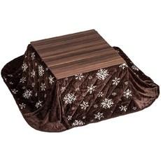 오리지널 온열 코타츠테이블 일본 짱구 코타츠식탁 테이블세트, 옵션A