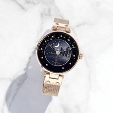 [O.S.T. 본사정품] [스마트워치] OST Smart Watch 레이디 라운드 로즈골드 OTSW12151TPP