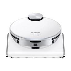 삼성전자 BESPOKE 제트봇AI 로봇청소기 미스티화이트, VR50T95935W