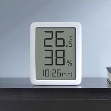 샤오미 디지털 온습도계 2세대 국민 신생아 온도계 습도계, 단품