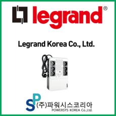 Legrand Keor MultiPlug 800VA_무정전전원장치_800VA_230V, 1대