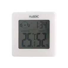 휴비딕 디지털 온습도계 SH-1, 1개입, 화이트