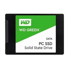 WD GREEN SSD, WDS100T2G0A, 1TB