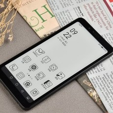하이센스 A5 E - book 이북리더기 전자 잉크 스마트 폰, 화이트32g