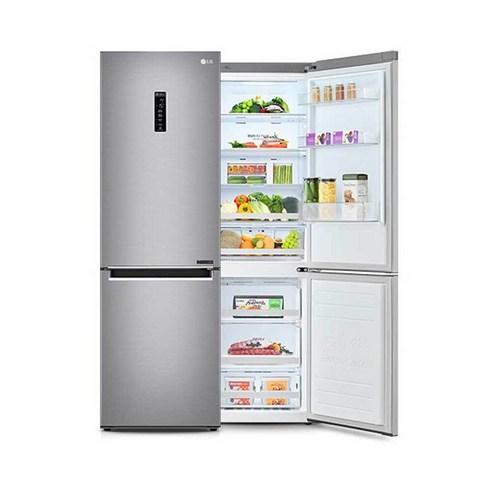 LG전자 모던엣지 양문형 냉장고 4도어 사이파노 M349SN 339L 방문설치