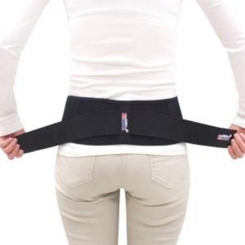 고탄력 의료용 허리 보호대 골반 척추 요추보호대 미니파워벨트 임산부 골반 교정 복대