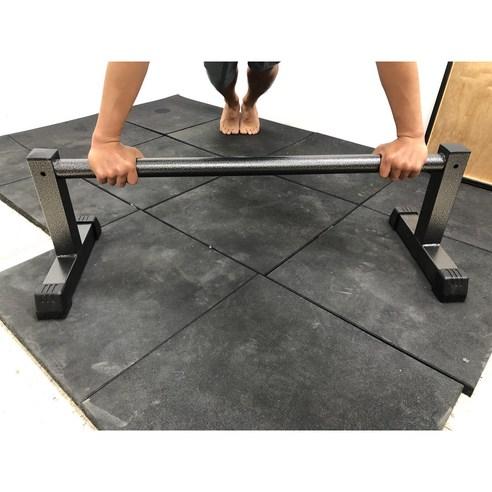 삼육오 95cm 롱 팔굽혀펴기 봉 운동 기구 일체형 바 대 푸쉬업바 푸시업